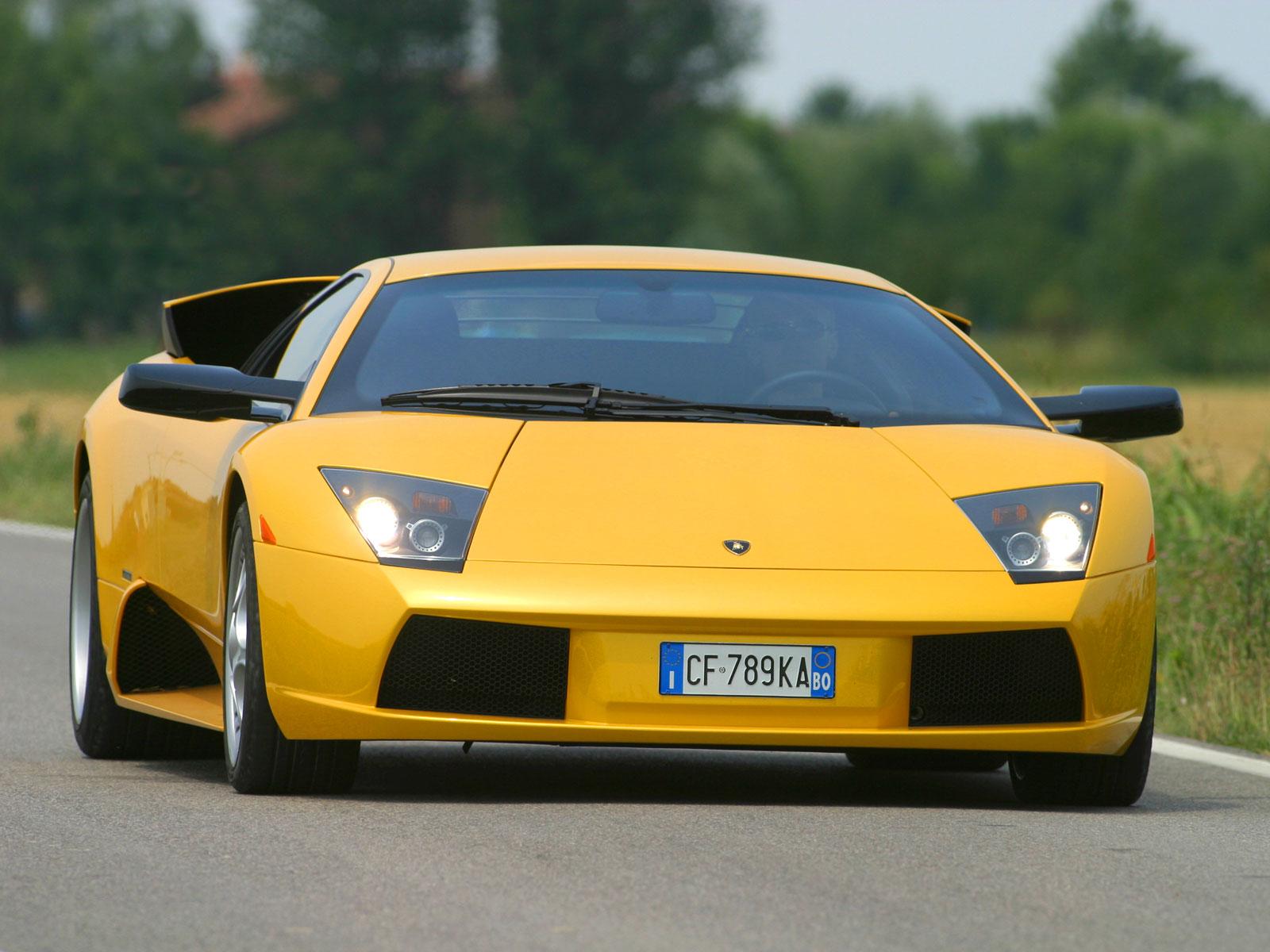 Say Good Bye To The Lamborghini Murcielago