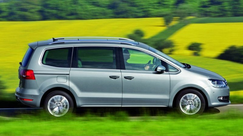 Switching The Family Automobile To An MPV